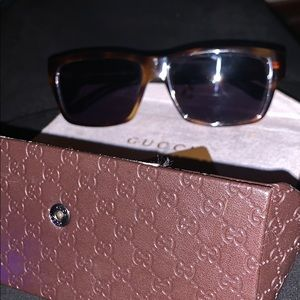 Gucci real authentic prescription glasses GG1000S